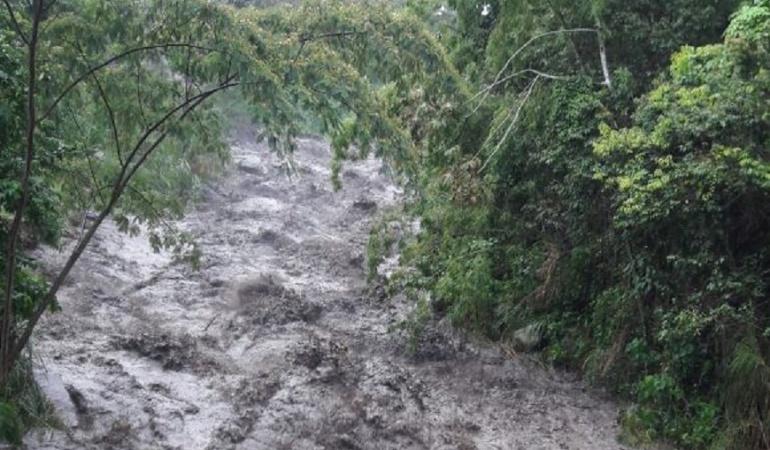 Crecimiento del río Ila en Cundinamarca: Alerta en Cundinamarca por el crecimiento del río Ila