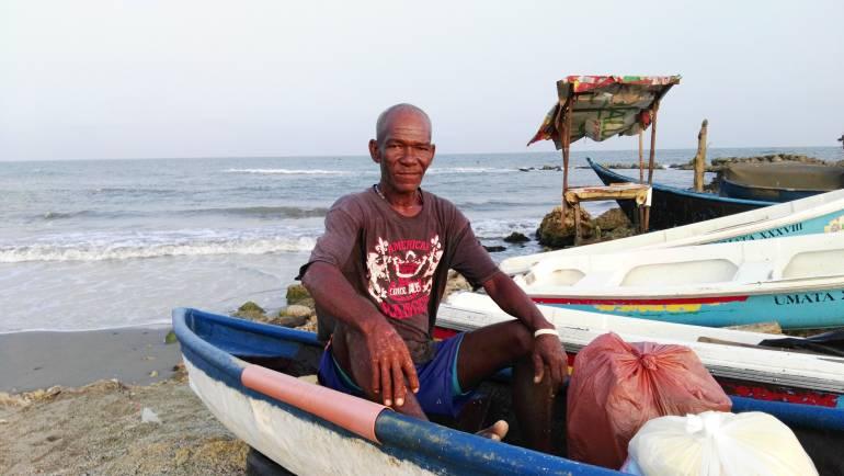 De cómo un pescador terminó preso por pescar un tiburón en las playas de Cartagena