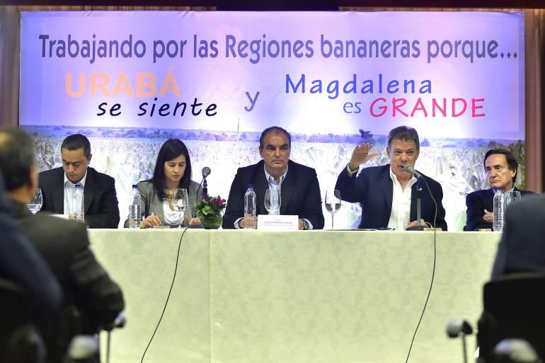 Santos advirtió que incautará el dinero que las Farc tiene escondido