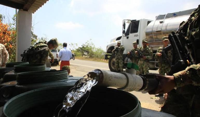 Gestión del Riesgo ya adelanta acciones frente a la falta de agua en San Andrés