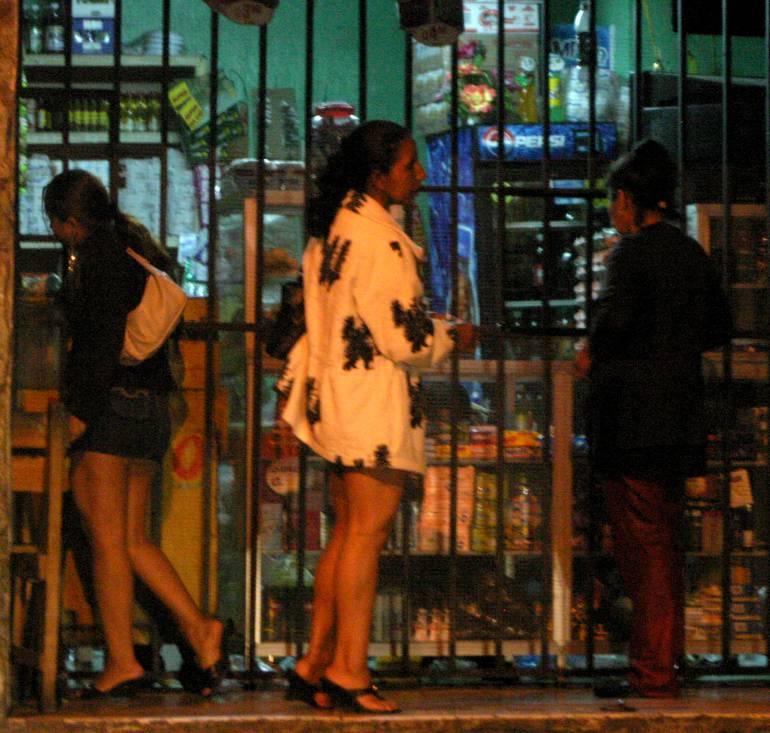 chicas venezolanas putas peruanas prostitutas