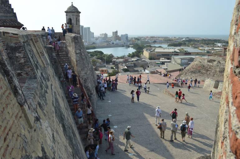 Ingreso gratuito a Fortificaciones de Cartagena durante este domingo