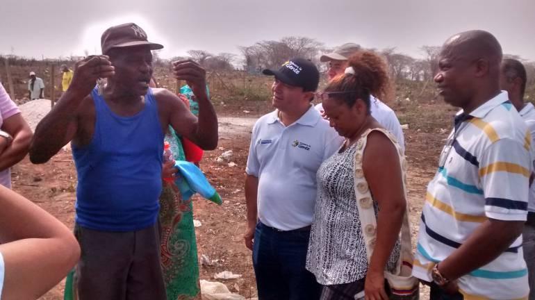 Distrito de Cartagena estudia proyecto de vivienda en la Isla de Tierra Bomba