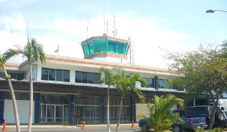 Aeropuerto de Santa Marta: Obras en aeropuerto de Santa Marta buscan certificación de Aviación Internacional