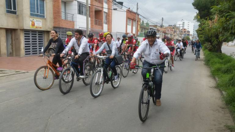 DÍA SIN CARRO SOGAMOSO: Sogamoso: Jornada sin carro y sin moto hoy Día Mundial de la Tierra