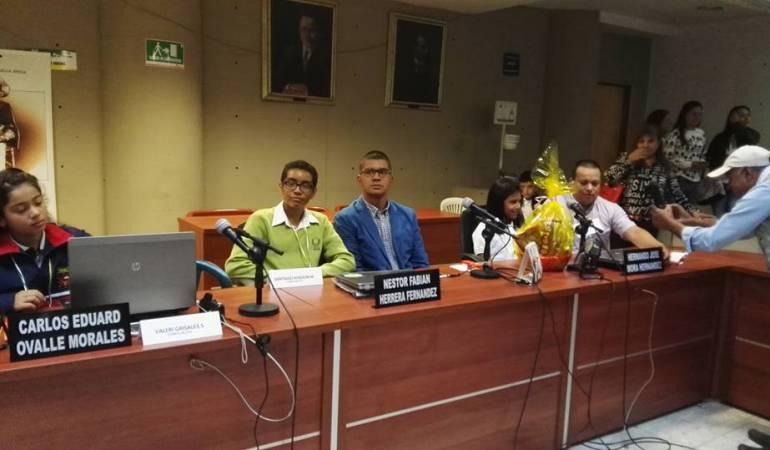 El evento contó con la participación de la Fundación Museo Gráfico y Audiovisual del Quindío