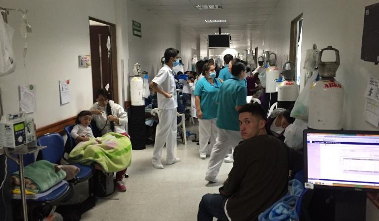 Ocho hospitales de Boyacá buscan salir de su crisis económica: Ocho hospitales de Boyacá buscan salir de su crisis económica