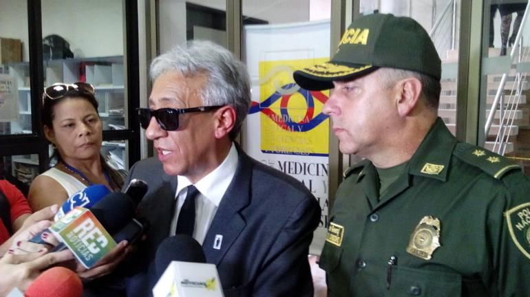 $40 millones de recompensa por asesinos del director de Medicina Legal en Barranquilla