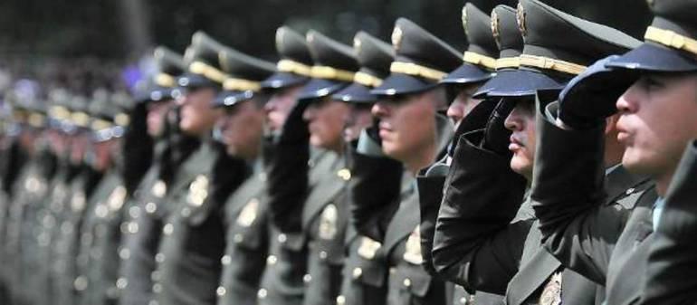 13 uniformados fueron retirados de la Policía Metropolitana de Cartagena