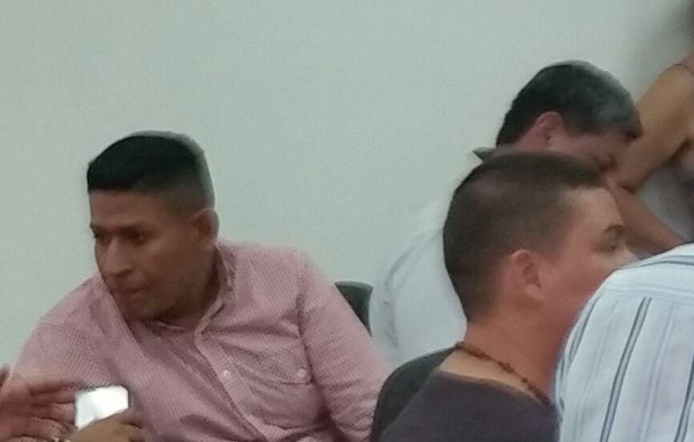 La audiencia de los tres militares y el civil que son investigados por el tráfico de armas en Barranquilla.