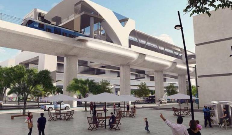 Primera línea del metro de Bogotá llegaría hasta Mosquera: No conocemos de manera oficial propuesta del metro hasta Mosquera: gobernador