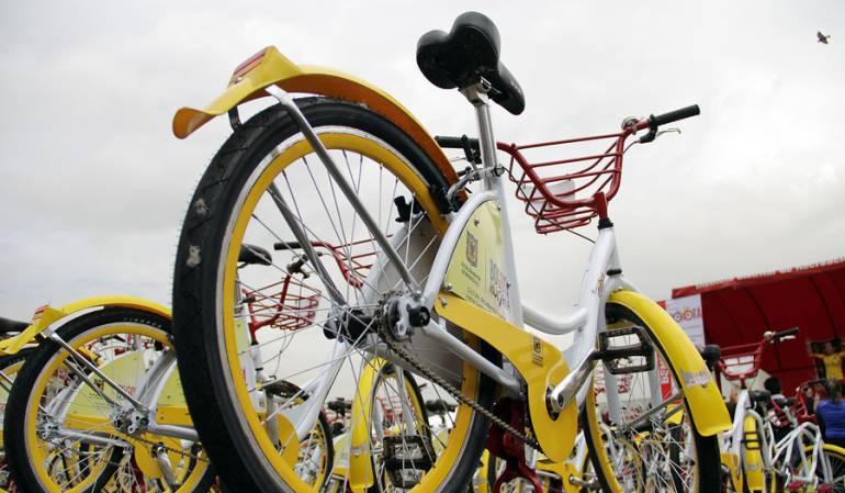 Bicicletas públicas Bogotá: En riesgo $3.400 millones por contrato para implementación del sistema de bicicletas públicas