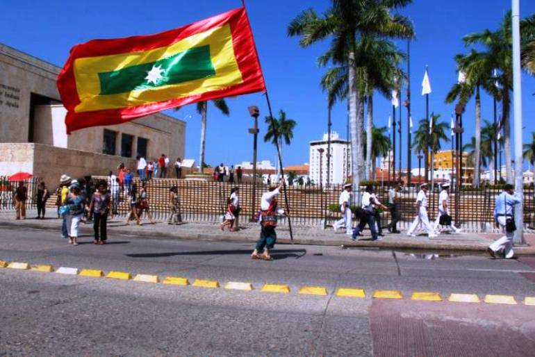 Alcaldía de Cartagena lanza concurso `Fotos con mi Bandera': Alcaldía de Cartagena lanza concurso `Fotos con mi Bandera'