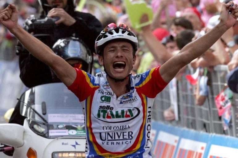 El ciclista boyacense Iván Parra fue suspendido cuatro años por dopping: El ciclista boyacense Iván Parra fue suspendido cuatro años por dopping