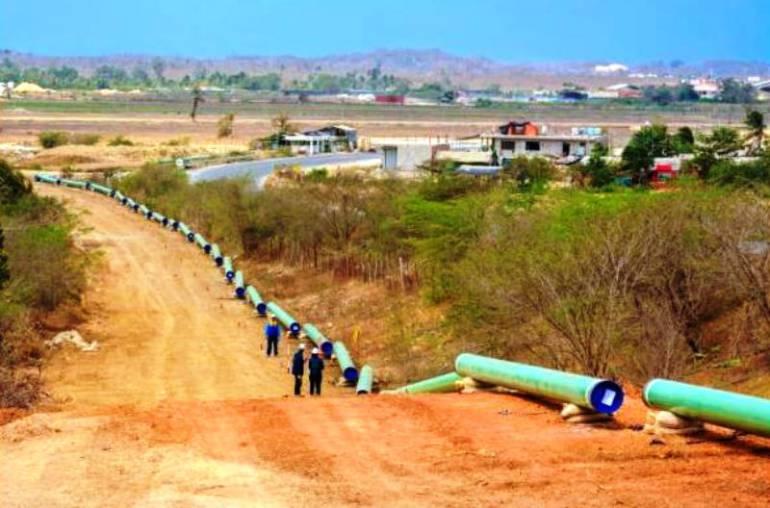 Corte Constitucional gasoducto Cartagena: Corte Constitucional suspendió proyecto de gasoducto en Cartagena