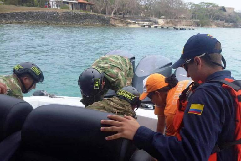 muerte Islas del Rosario turista Medellín buceo: Murió en las Islas del Rosario turista de Medellín cuando buceaba