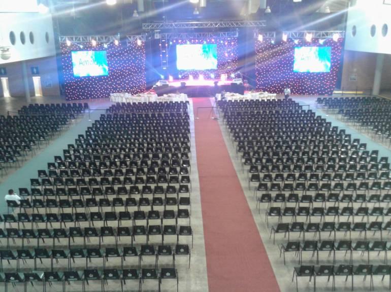 Más de 3000 visitantes recibe Bucaramanga en 4 convenciones nacionales