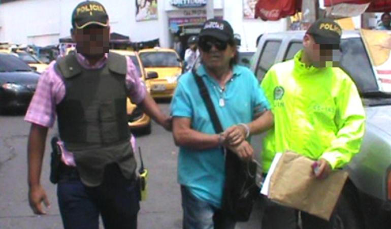 Traficante de armas para Clan Úsuga en Valledupar: Capturado traficante de armas para el Clan Úsuga en Valledupar