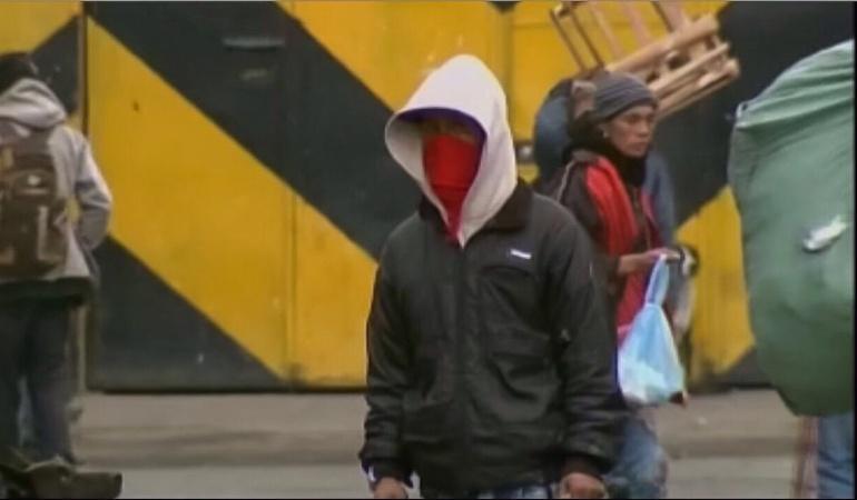 Disturbios en Plaza España por operativo de El Bronx: Alertan presencia de 'Sayayines', sicarios del Bronx, cerca a la Plaza España