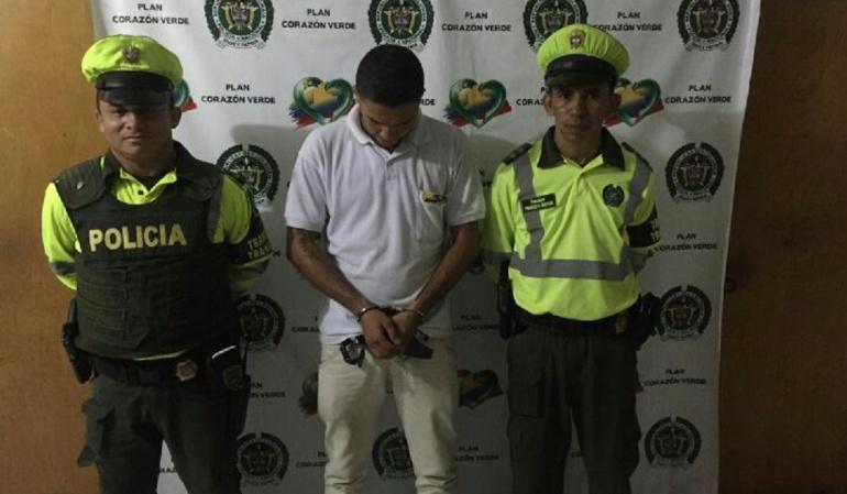 Bandas criminales en Sucre: Cayó en Sucre alias Alejandro, uno de los hombres más buscados en el Cesar