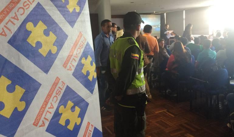 Hoy finaliza en Manizales la audiencia de reparación de víctimas de las autodefensas