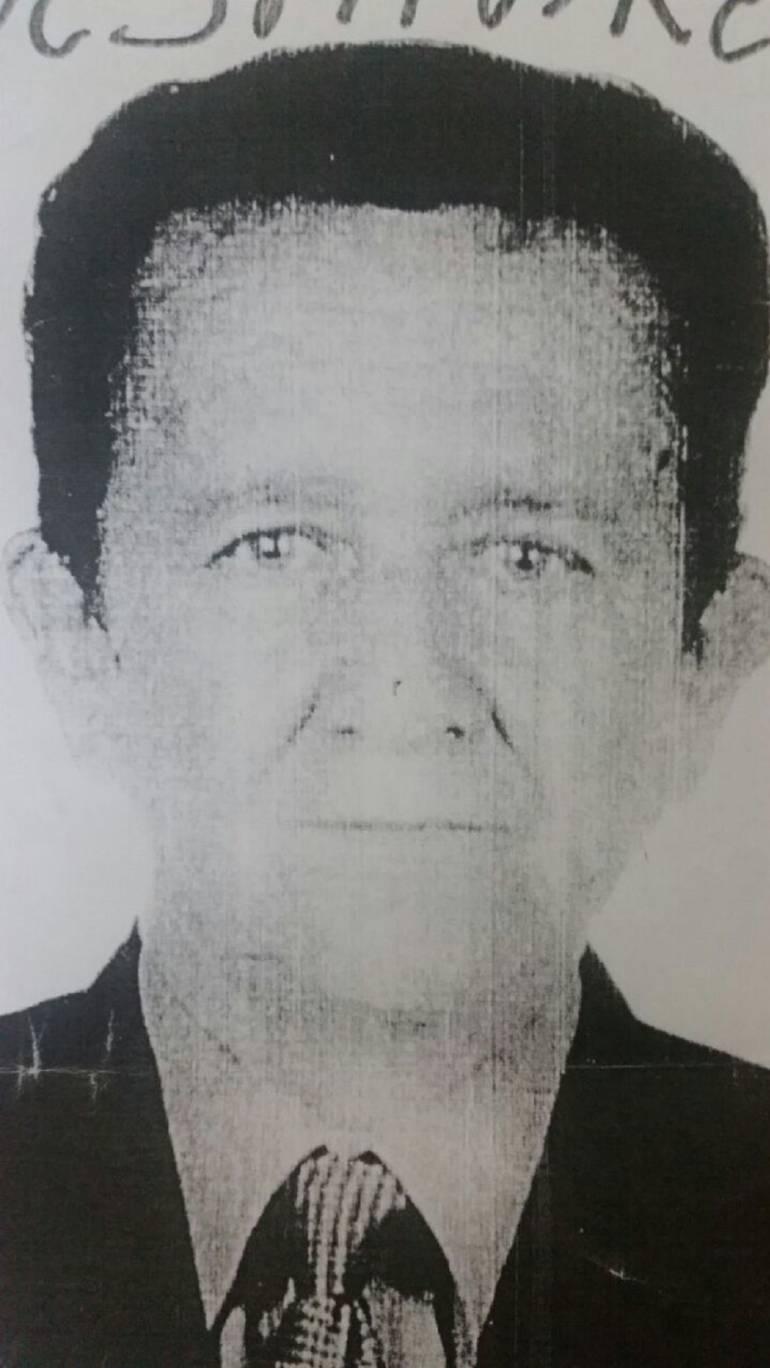 Personas desaparecidas: Desde agosto de 2013 lleva desaparecido Rodrigo Ramírez