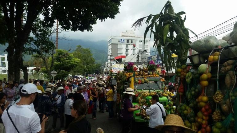 Medio ambiente: Marcha carnaval por el medio ambiente se cumplió en Ibagué