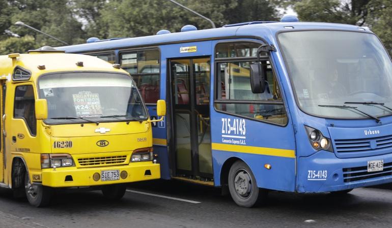 Accidentes del SITP: Menos del 3% de los accidentes del Sitp son por fallas mecánicas: TransMilenio