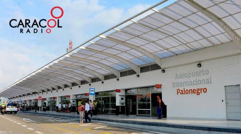 Estado aeropuerto Palonegro: Operación de Palonegro