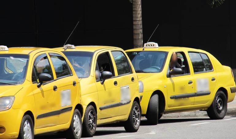 Todo está listo para que el taxi de lujo comience a rodar en Medellín