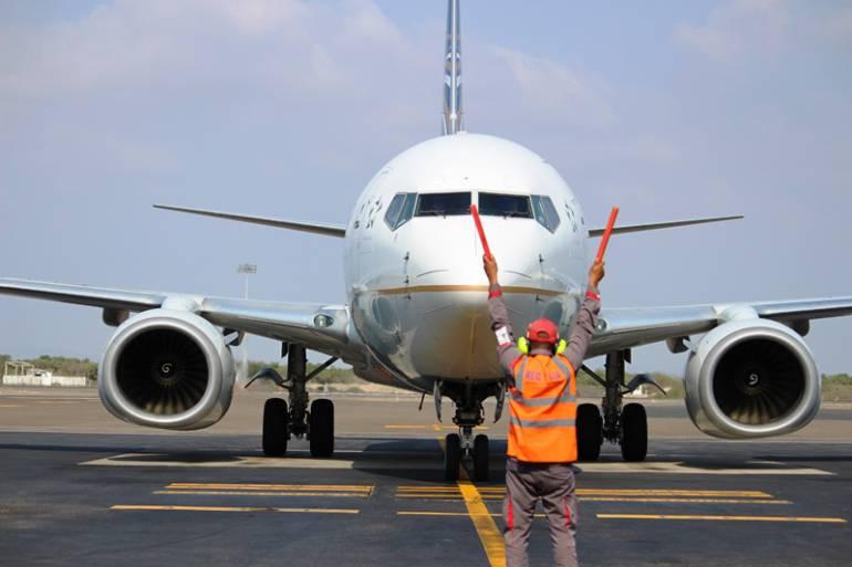 Aeropuerto de Cartagena: Aeropuerto de Cartagena se perfila como líder en crecimiento de pasajeros en el país