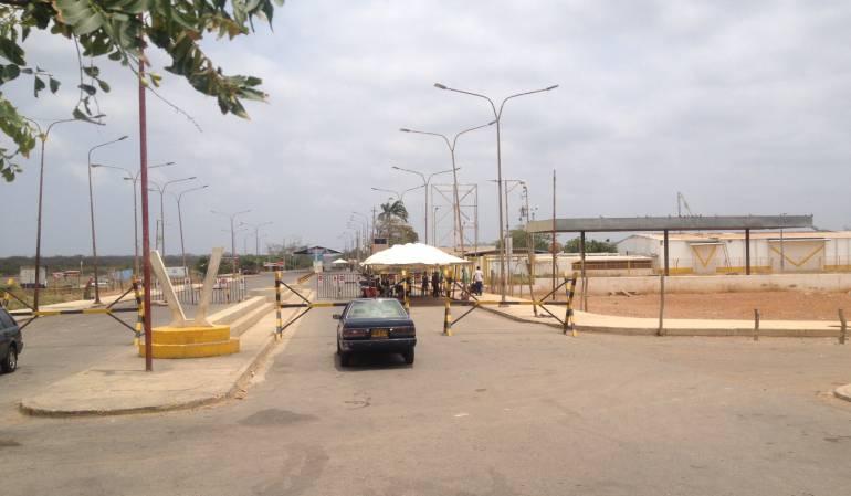 cierre frontera Venezuela Colombia: Crisis de Venezuela se traslada a Maicao, La Guajira