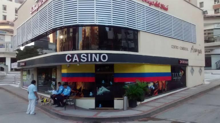 Siete delincuentes asaltaron casino en el norte de Barranquilla