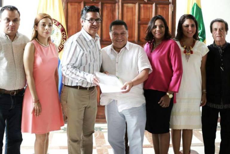 México y Cartagena firman alianza para desarrollo turístico, educativo y portuario: México y Cartagena firman alianza para desarrollo turístico, educativo y portuario