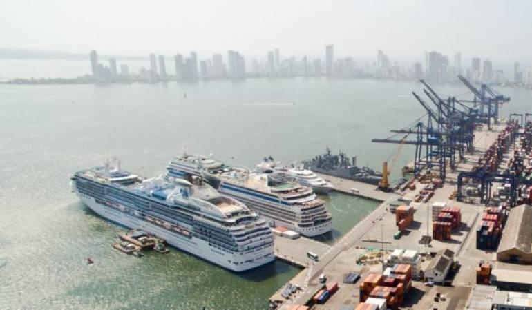 Puerto de Cartagena está listo ante ampliación del Canal de Panamá