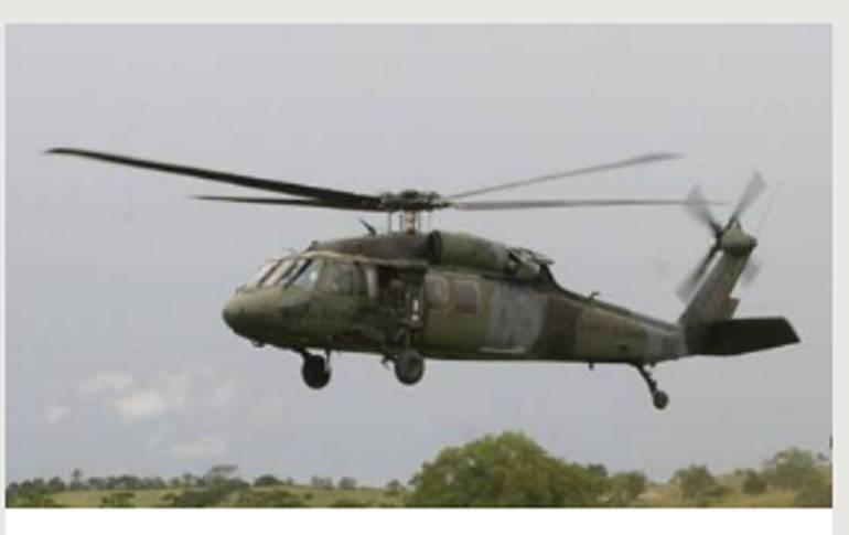 No ha sido rescatado el cuerpo de soldado barranquillero muerto accidente del helicóptero en Caldas