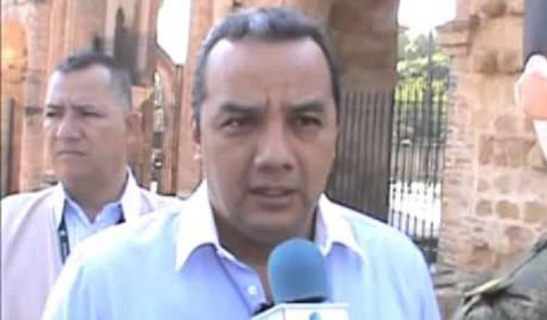 Alcalde de Villa del Rosario, Pepe Ruiz Paredes