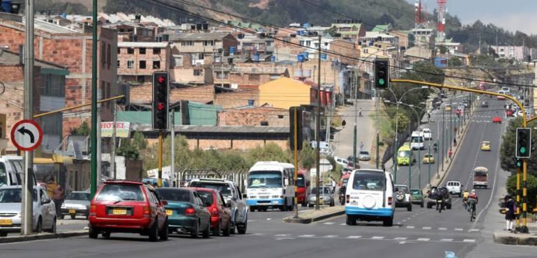 Caos en Tunja por paro de transportadores de servicio público: Tunja sin transporte público por paro de conductores que denuncian maltrato