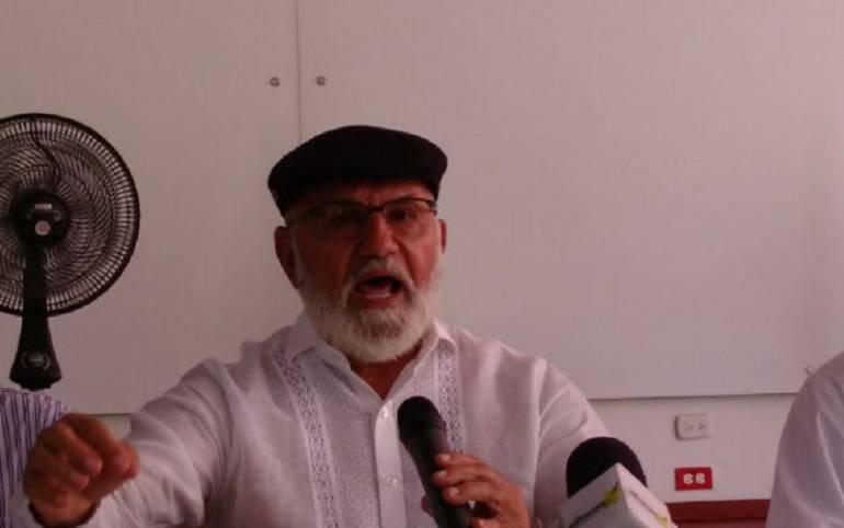 proceso de paz en Colombia: Paramilitares quieren acallarme por promover la paz: Bernardo Hoyos