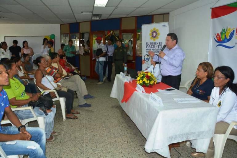 """Alcaldía de Cartagena implementa campaña """"Juéguele limpio al Sisben"""": Alcaldía de Cartagena implementa campaña """"Juéguele limpio al Sisben"""""""