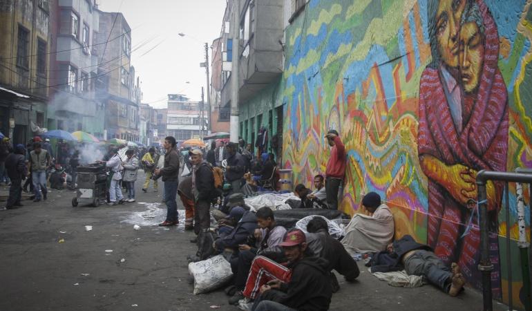 Demolición de predios en el Bronx Bogotá: Vía libre para demolición de predios en la calle del Bronx