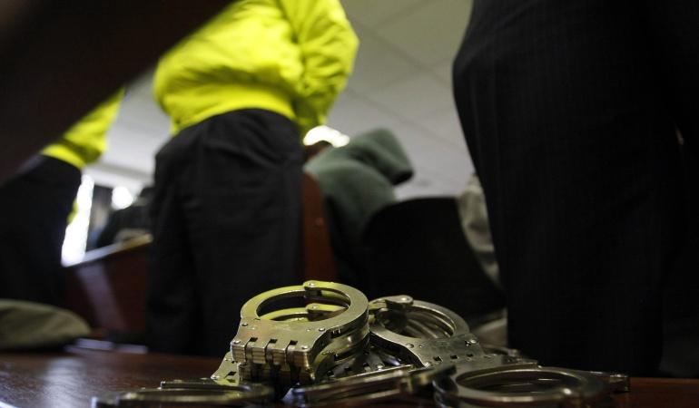 Más de 100 capturas en Transmilenio Bogotá: Más de 100 capturas han logrado policías encubiertos en Transmilenio