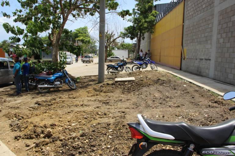 Por presunta violación del espacio público, citan a empresa de alimentos en Cartagena: Por presunta violación del espacio público, citan a empresa de alimentos en Cartagena