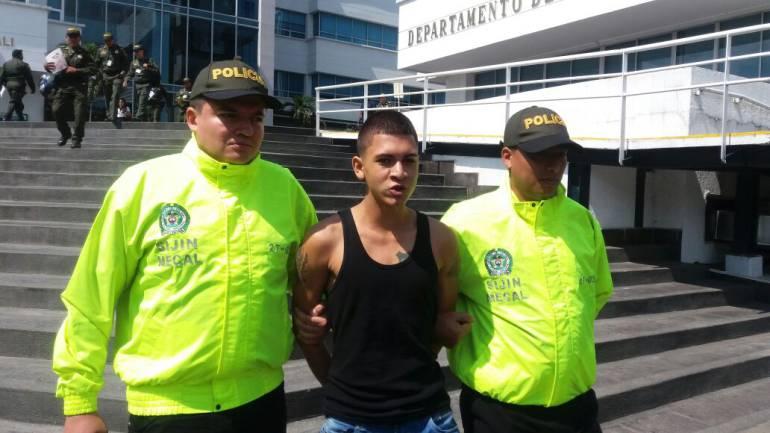 Violencia callejera: Capturado joven de 20 años, implicado en 50 homicidios