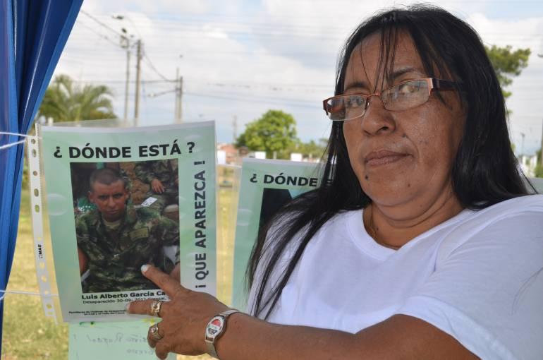 Personas desaparecidas: Luis Alberto García cinco años desaparecido