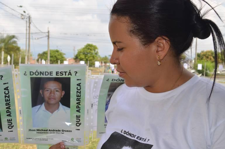 Personas desaparecidas: Se desconoce paradero de Jhon Michael Andrade