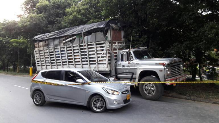 Un menor, asesinó a una trabajadora del INVIAS en Santander: Un menor asesinó a una trabajadora del INVIAS en Santander