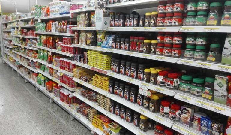 Productos colombianos están siendo llevados a Venezuela para venderlos