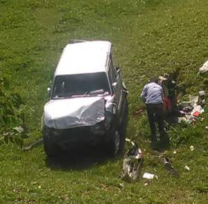 FREDONIA, ANTIOQUIA: En un accidente de tránsito murió el alcalde de Fredonia en Antioquia