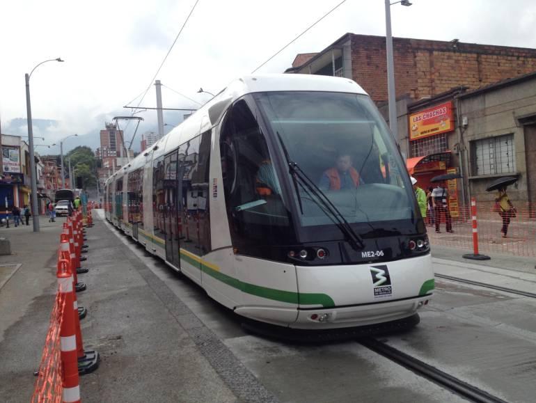 El Tranvía de Ayacucho llegó a su primer millón de usuarios